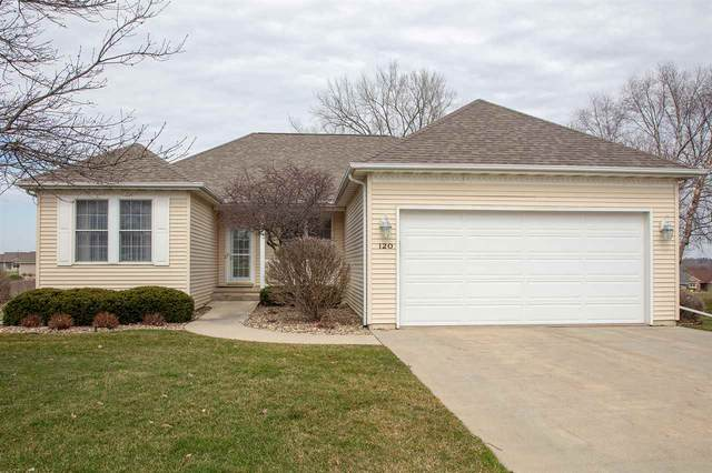 120 Augusta Circle, Waverly, IA 50677 (MLS #20201579) :: Amy Wienands Real Estate
