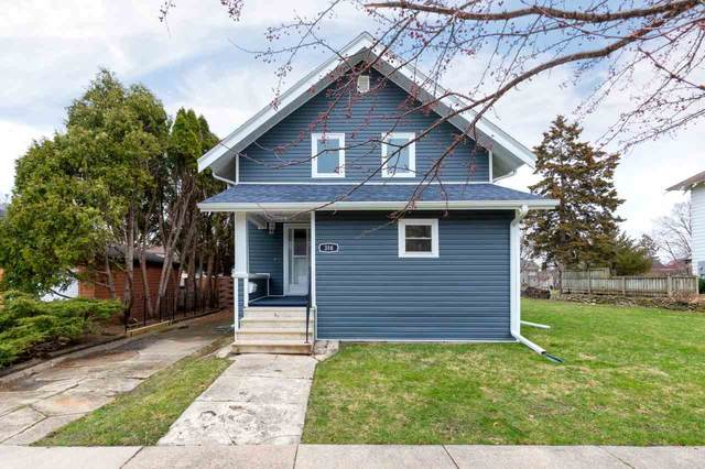 316 Tremont Street, Cedar Falls, IA 50613 (MLS #20201581) :: Amy Wienands Real Estate