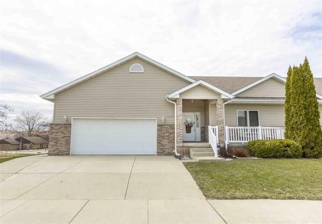1236 Hummingbird Circle, Waterloo, IA 50702 (MLS #20201598) :: Amy Wienands Real Estate