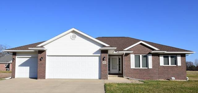 901 Tanglewood Trail, Manchester, IA 52057 (MLS #20201604) :: Amy Wienands Real Estate