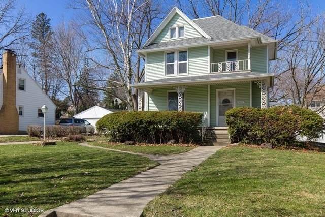 1009 Franklin Street, Cedar Falls, IA 50613 (MLS #20201606) :: Amy Wienands Real Estate