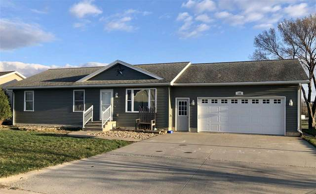 108 M Avenue, Grundy Center, IA 50638 (MLS #20201665) :: Amy Wienands Real Estate