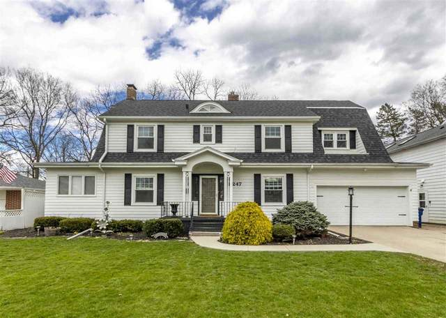 247 Sheridan Road, Waterloo, IA 50701 (MLS #20201836) :: Amy Wienands Real Estate