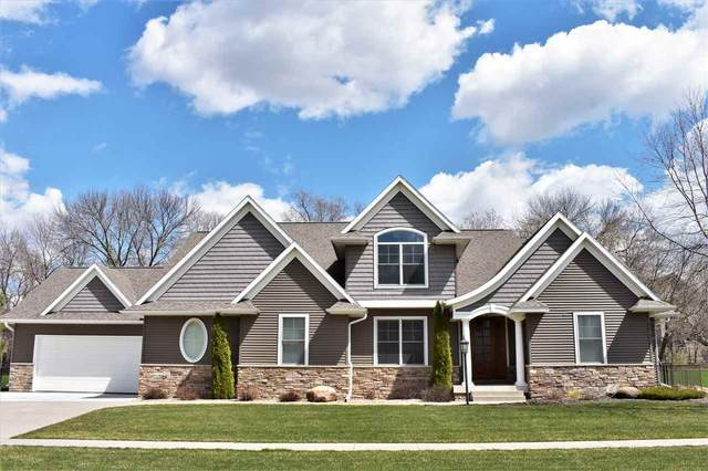 1207 Lakeview Drive, Cedar Falls, IA 50613 (MLS #20201868) :: Amy Wienands Real Estate