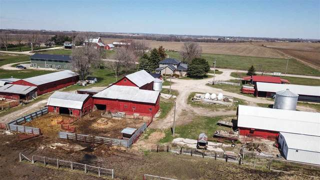 1596 210th Street, Manchester, IA 52057 (MLS #20201872) :: Amy Wienands Real Estate