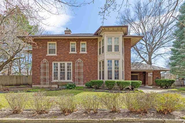 242 Prospect Avenue, Waterloo, IA 50703 (MLS #20201880) :: Amy Wienands Real Estate
