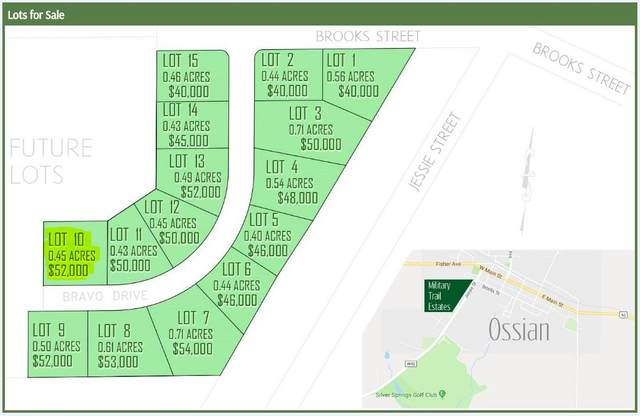 110 Bravo Drive, Ossian, IA 52161 (MLS #20201935) :: Amy Wienands Real Estate