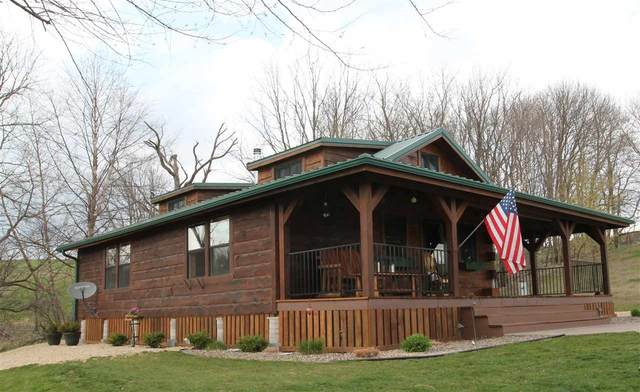 1822 Buck Lane, Harpers Ferry, IA 52146 (MLS #20201943) :: Amy Wienands Real Estate