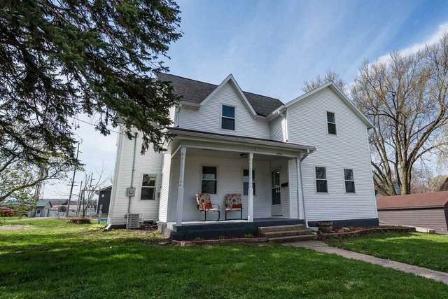 606 D Avenue, Grundy Center, IA 50638 (MLS #20201968) :: Amy Wienands Real Estate