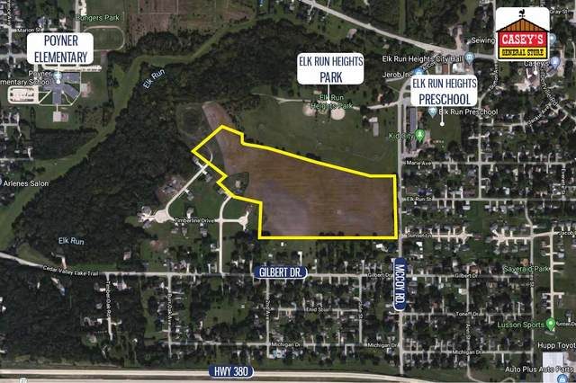 30.66 Acres Mccoy Road, Evansdale, IA 50707 (MLS #20201974) :: Amy Wienands Real Estate