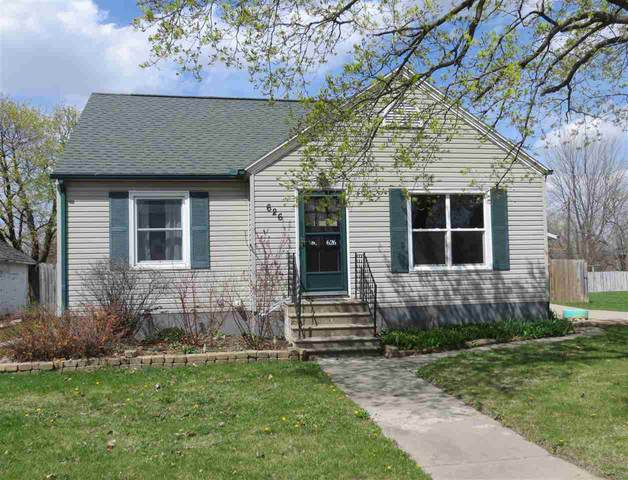 626 Parriott Street, Aplington, IA 50604 (MLS #20201983) :: Amy Wienands Real Estate