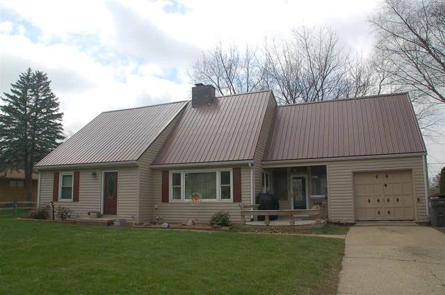 108 W Hillside Drive, Oelwein, IA 50662 (MLS #20202004) :: Amy Wienands Real Estate