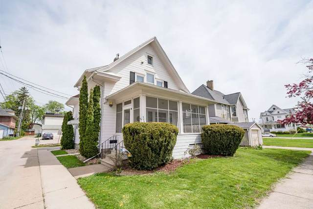 309 W 4th Street, Cedar Falls, IA 50613 (MLS #20202171) :: Amy Wienands Real Estate