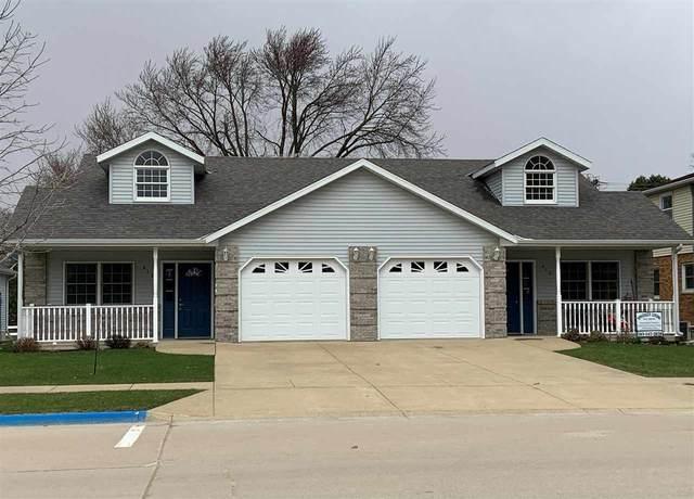 310 & 312 W 2nd Avenue, Cresco, IA 52136 (MLS #20202211) :: Amy Wienands Real Estate