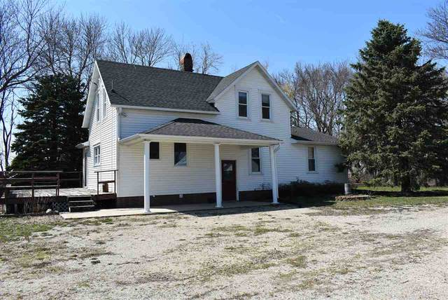 1750 480th Street, St. Ansgar, IA 50472 (MLS #20202233) :: Amy Wienands Real Estate