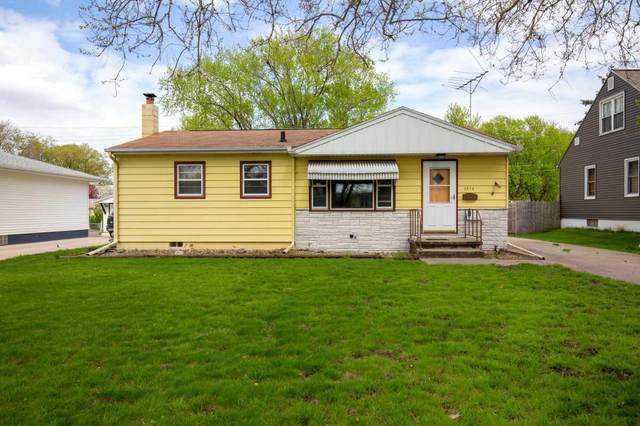 1213 Doreen, Waterloo, IA 50701 (MLS #20202236) :: Amy Wienands Real Estate