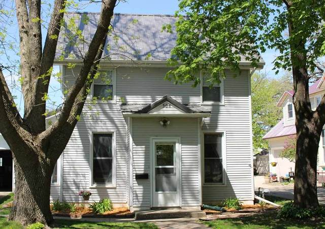 508 E Howard Street, Manchester, IA 52057 (MLS #20202246) :: Amy Wienands Real Estate