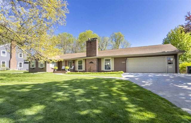 160 Berkshire Road, Waterloo, IA 50701 (MLS #20202283) :: Amy Wienands Real Estate