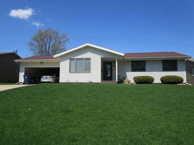 118 Haines, Waterloo, IA 50701 (MLS #20202300) :: Amy Wienands Real Estate