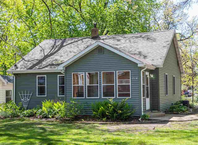 214 3rd Street, Evansdale, IA 50707 (MLS #20202312) :: Amy Wienands Real Estate