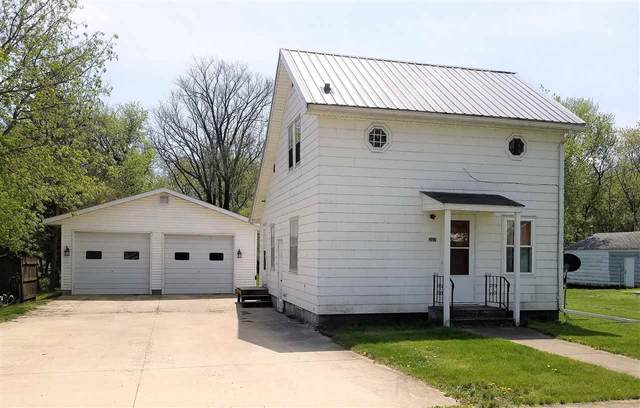 207 NW 1st Avenue, Tripoli, IA 50676 (MLS #20202321) :: Amy Wienands Real Estate