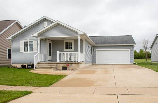 1505 Robertson Rd, Waverly, IA 50677 (MLS #20202341) :: Amy Wienands Real Estate