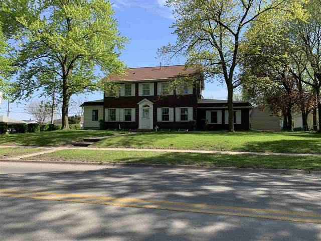 1158 Independence Avenue, Waterloo, IA 50703 (MLS #20202359) :: Amy Wienands Real Estate