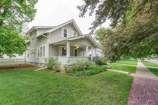 521 Tremont Street, Cedar Falls, IA 50613 (MLS #20202361) :: Amy Wienands Real Estate