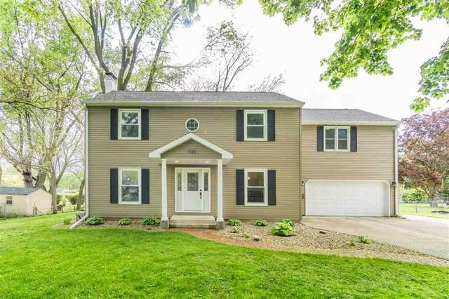 1120 Prospect Boulevard, Waterloo, IA 50701 (MLS #20202450) :: Amy Wienands Real Estate