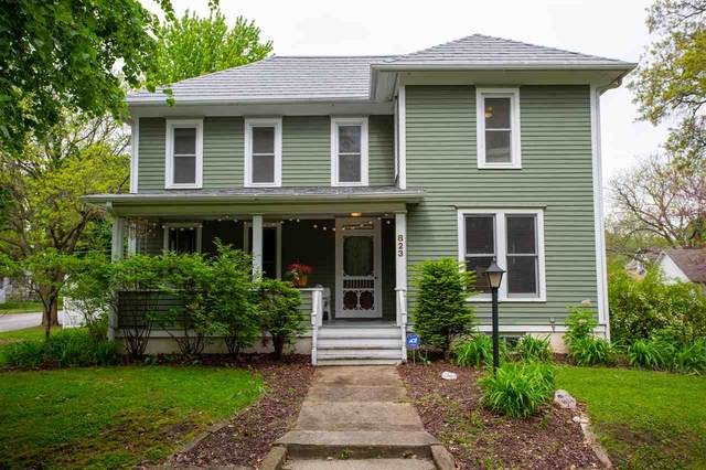823 Franklin Street, Cedar Falls, IA 50613 (MLS #20202451) :: Amy Wienands Real Estate