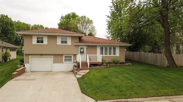 823 Quinn Street, Aplington, IA 50604 (MLS #20202465) :: Amy Wienands Real Estate