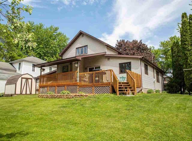 309 Woodbridge St, Nashua, IA 50658 (MLS #20202470) :: Amy Wienands Real Estate