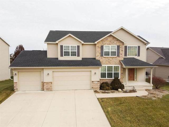 1618 Quail Ridge Road, Cedar Falls, IA 50613 (MLS #20202495) :: Amy Wienands Real Estate