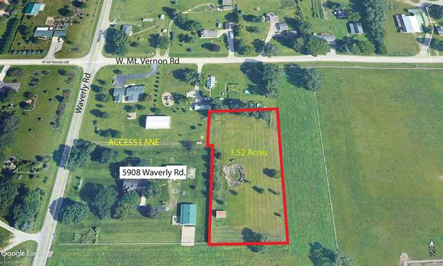 Lot Waverly Road, Cedar Falls, IA 50613 (MLS #20202521) :: Amy Wienands Real Estate