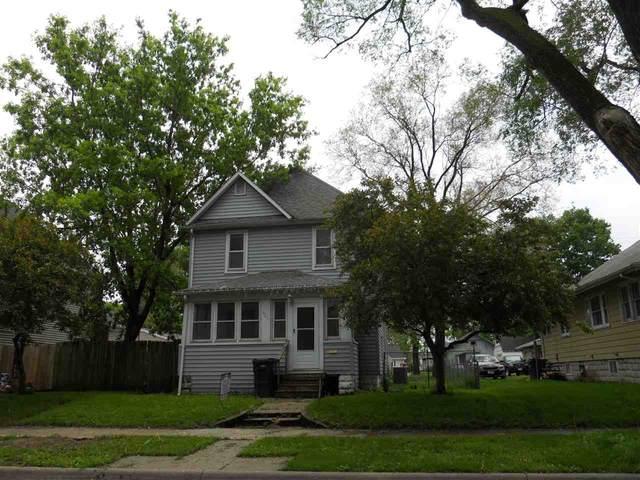 921 Dawson, Waterloo, IA 50703 (MLS #20202529) :: Amy Wienands Real Estate