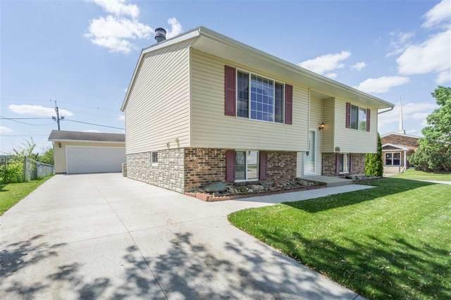 2524 Gloria Drive, Waterloo, IA 50701 (MLS #20202563) :: Amy Wienands Real Estate