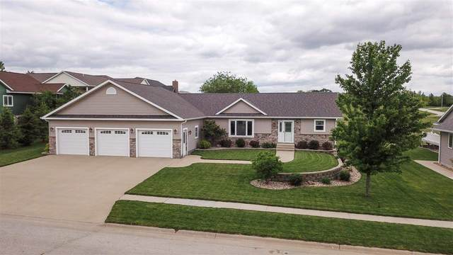 1317 Circle Dr, Parkersburg, IA 50665 (MLS #20202605) :: Amy Wienands Real Estate