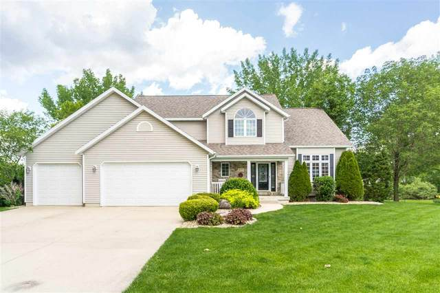 407 Rosebay Lane, Hudson, IA 50643 (MLS #20202750) :: Amy Wienands Real Estate