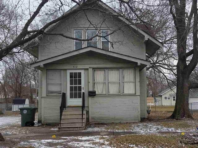 512 N Barclay, Waterloo, IA 50703 (MLS #20202758) :: Amy Wienands Real Estate