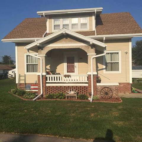 508 Main Street, Clutier, IA 52217 (MLS #20202874) :: Amy Wienands Real Estate