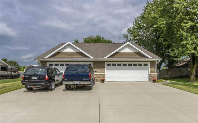 580-582 7th Street, Dike, IA 50624 (MLS #20203000) :: Amy Wienands Real Estate