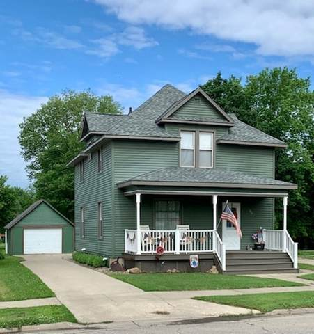 107 S Main Street, Spillville, IA 52168 (MLS #20203048) :: Amy Wienands Real Estate