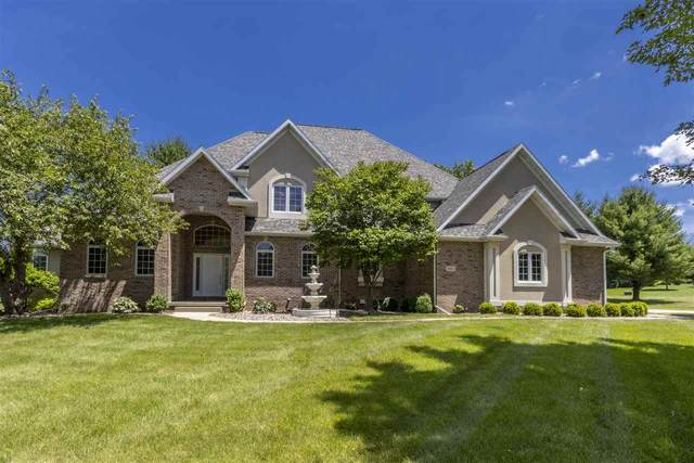 9055 Beaver Meadows Lane, Cedar Falls, IA 50613 (MLS #20203126) :: Amy Wienands Real Estate