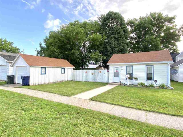 304 3rd St, Laporte City, IA 50651 (MLS #20203178) :: Amy Wienands Real Estate