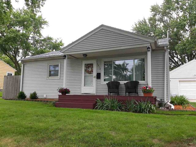1810 Downing Avenue, Waterloo, IA 50701 (MLS #20203204) :: Amy Wienands Real Estate