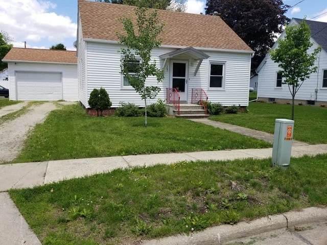 105 School Street, Spillville, IA 52168 (MLS #20203263) :: Amy Wienands Real Estate