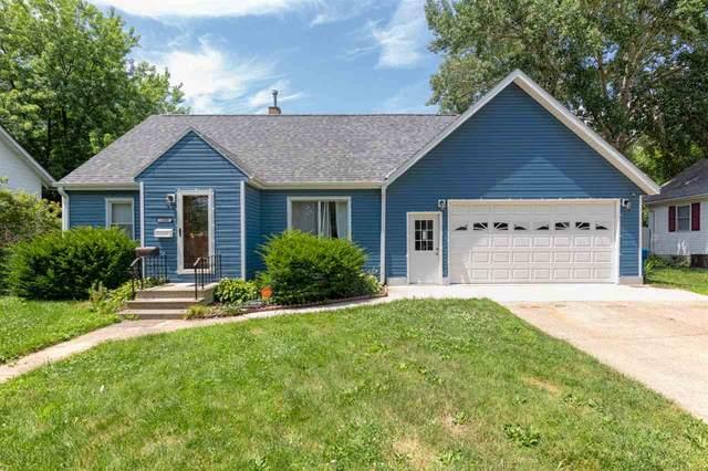 1208 Englewood Avenue, Waterloo, IA 50701 (MLS #20203317) :: Amy Wienands Real Estate