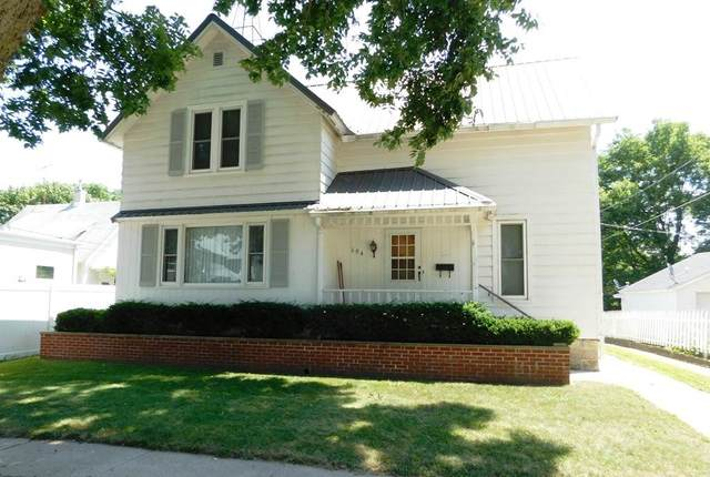 604 C Street, Charles City, IA 50616 (MLS #20203333) :: Amy Wienands Real Estate