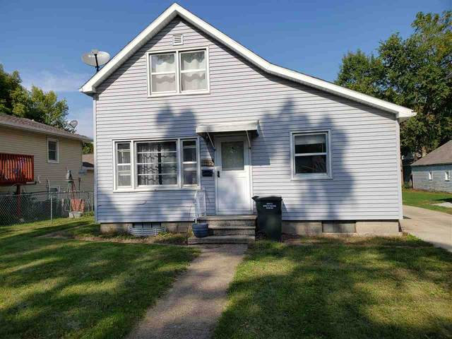 802 3rd Street, Laporte City, IA 50651 (MLS #20203337) :: Amy Wienands Real Estate