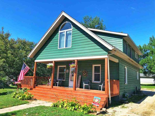 407 S Washington Street, Calmar, IA 52132 (MLS #20203401) :: Amy Wienands Real Estate